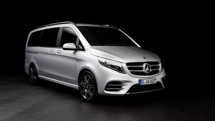 Mercedes V-klasse Amg Line • немското съвършенство