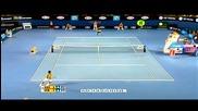 Rafael Nadal - 10 Fenomenal Shots