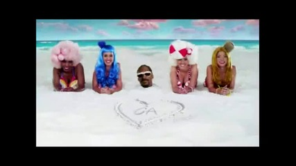 Katy Perry Ft Snoop Dogg - California Gurls Video Edit