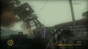 Resistance 3 Ruing of Wrightsburg Gameplay Ps3