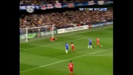 Велик Мач! Челси 4:4 Ливърпул Шампионска Лига