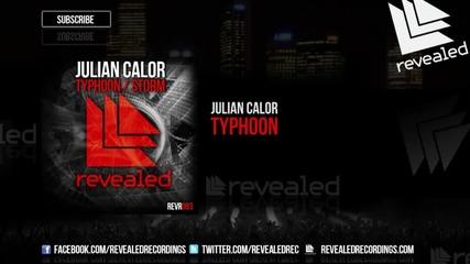 Julian Calor - Typhoon