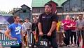 Световни рекорди Епизод 2   Държене на тежест с изпънати ръце