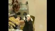 Criss Angel превръща 8 годишно момиче в 20 годишна мацка