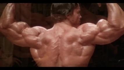 Arnold Schwarzenegger Най-добрия Bodybuilder на света !!! No Pain No Gain
