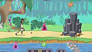 Новото училище на Царя Куско еп 3 - превъртях играта