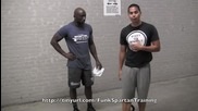 Шест упражнения с пудовка- кръгова тренировка за кардио и релеф