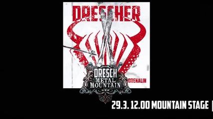 Drescher - Adrenalin ( Dresch Metal Mountain Hymn)