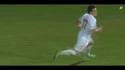 Aleksandar Mitrovic -best serbian striker