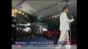 Kemal Malovcic i Juzni Vetar - Snezana (hq) (bg sub)