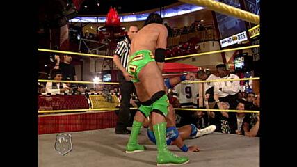 Rocky Maivia vs. Imposter Razor Ramon: Shotgun Saturday Night, Jan. 11, 1997