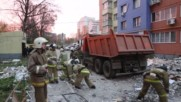 Russia: EMERCOM recovery operation ongoing at scene of deadly explosion in Ryazan