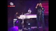 Music Idol 3 - Боян Стойков - Carrie (малки концерти)