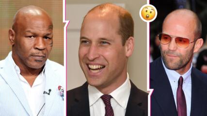 Принц Уилям - най-секси плешив мъж? Интернет потребители са убедени: Сигурно е някаква шега!