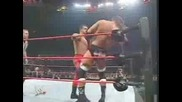 Raw 2005 - Chris Benoit Vs. Triple H