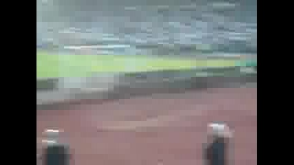 Стадион Васил Левски - Химнът На България