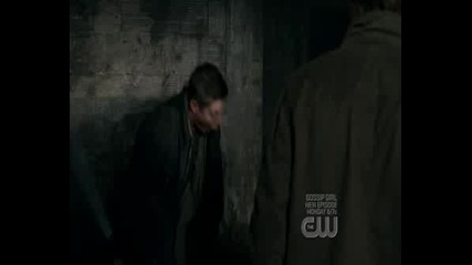 Dean Winchester Scary