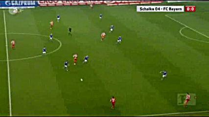 04.12 Шалке 04 - Байерн Мюнхен 2:0