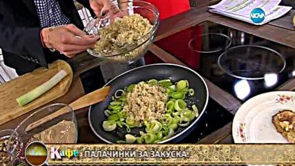 """""""На кафе"""" със Славена Вътова (04.05.2016)"""