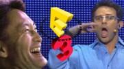 10 луди E3 момента, които винаги ще ни разсмиват