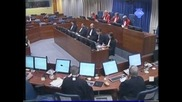 Караджич заяви пред съда в Хага, че трябва да получи награда за действията си