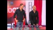 Dado Polumenta ft. MC Yankoo - Ti nisi prava zena - Promocija - (DM SAT 2012)