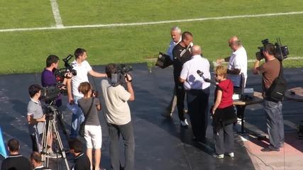 Славия представи отбора за новия сезон