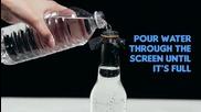 8 Експеримента с Вода, които ще ви объркат