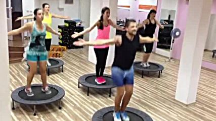 Fit Jumping Energy Mix, Plovdiv