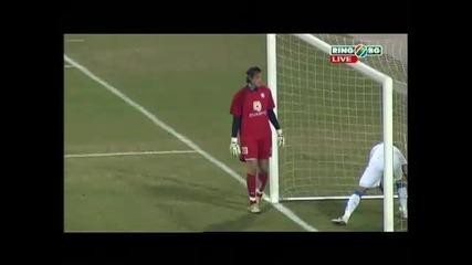 Левски - Черноморец 1 - 0, 12.03.2011
