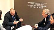 Борисов и Тони Блеър обсъждат съвместни инициативи за Западните Балкани