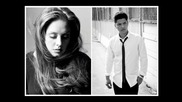 Adele vs. Bruno Mars - Rolling in the Deep Grenade (mash-up)