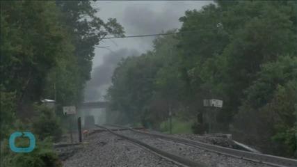 Officials Begin Lifting Evacuation After Train Derailment