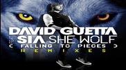 За Пръв Път ! David Guetta Feat. Sia - She Wolf (falling To Pieces)+субтитри @hd