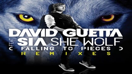 За Пръв Път ! David Guetta Feat. Sia - She Wolf (falling To Pieces)+субтитри @hd