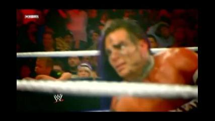 Wwe Jeff Hardy vs Cm Punk Night Of Champions 2009