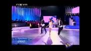 Vip Dance 01.11.2009 Танцът на Марго, Деян и Рангел