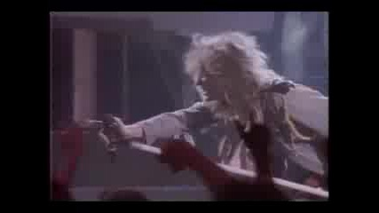 Bon Jovi - You Give Love A Bad Name, Live