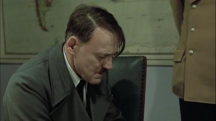 Хитлер разбира за критиките срещу Sci