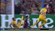 Барса потегли с минимална победа! 17.09.2014 Барселона - Апоел 1:0