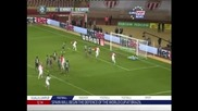 """Монако"" с минимална победа над ""Аячо"""