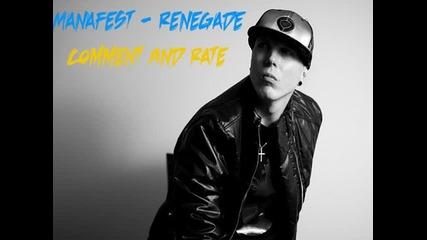 Manafest - Renegade