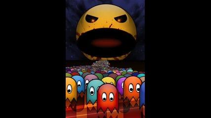 Pac-man (techno remix)
