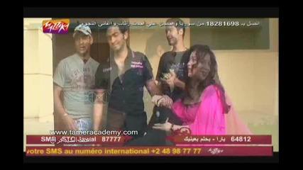 Tamer Hosny - Bahoon Aleeky