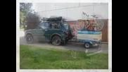 Lada Niva Offroad Руската кола