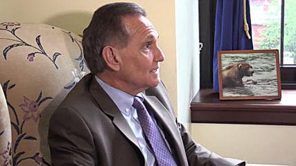 USA: Russian ambassador Antonov praises Alaskan efforts during WWII