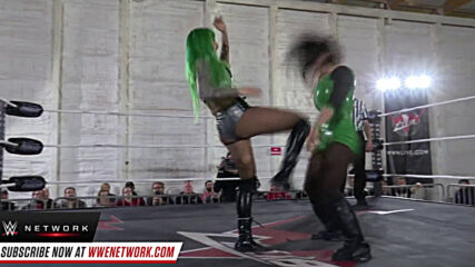 Shotzi Blackheart takes Natalia Markova down: EVOLVE 128 (WWE Network Exclusive)