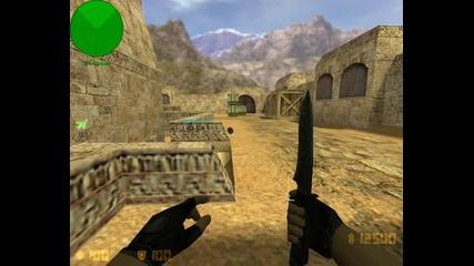 Counter - Strike 1.6 Трикове и Бъгове !