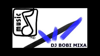 Dj Bobi Mixa - pop house music mix