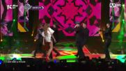 Super Junior ft. Leslie Grace - Lo siento live Kcon 2018 New York